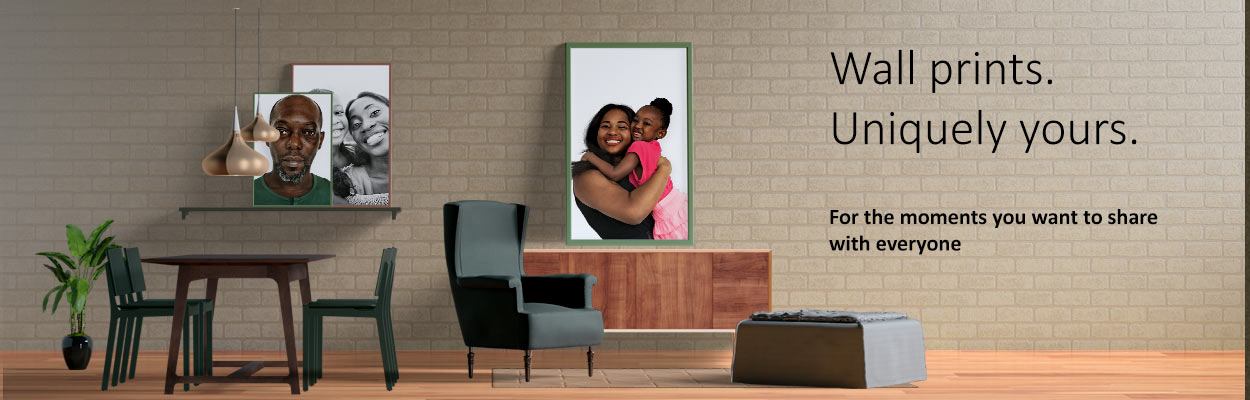 Canvas prints. Uniquely yours. For the moments you want to share with everyone, our custom high-quality canvas is guaranteed to stand the test of time.